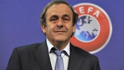 Platini, detenido en París por Mundial de Catar