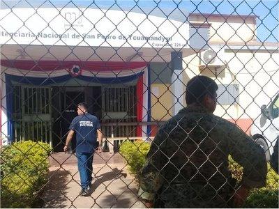 Interventor de penitenciaría de San Pedro analiza clasificar a presos