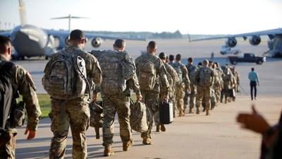 EE.UU. presiona a Irán y envía más tropas a Medio Oriente