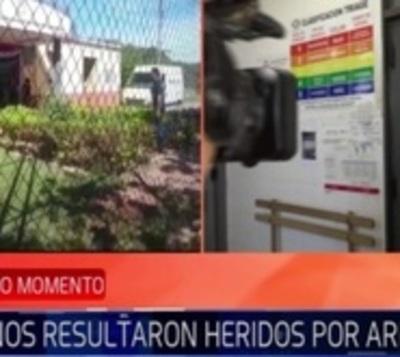 Otra pelea de reos en cárcel de San Pedro: Dos heridos