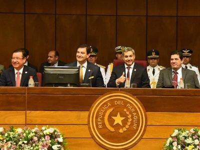 Silvio Ovelar convoca a legisladores para recibir informe de Mario Abdo