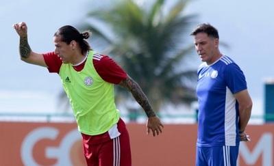 Berizzo prepara cambios en el equipo para medir a Argentina