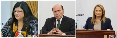 Los tres candidatos son muy buenos, afirma Ovelar