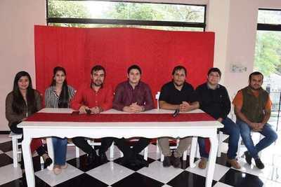 """San Ignacio: Movimiento Joven Independiente """"Pytã Teeté"""" lanzó candidaturas"""