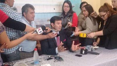 """Ovelar: """"El pacto es renovar la CJS"""""""