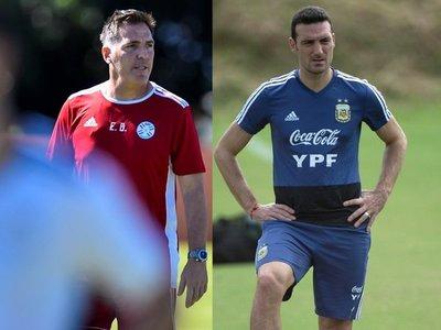 Berizzo y Scaloni, del derbi gallego a la Copa América