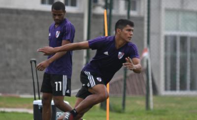HOY / Robert Rojas va a Estados Unidos de pretemporada con River Plate