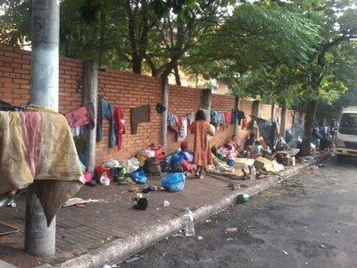 Niños vulnerables y adultos irresponsables: una constante en el día a día