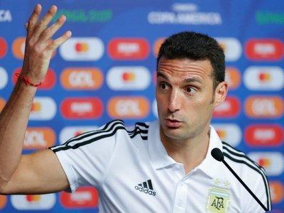 """Scaloni: """"La Copa para nosotros es como que todavía no empezó"""""""