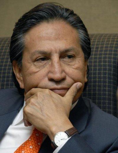 Perú renueva nuevo pedido de extradición contra expresidente Toledo