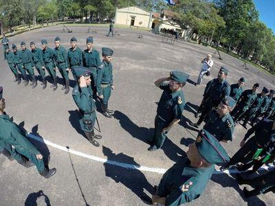 Soldado convulsiona en cuartel de Misiones