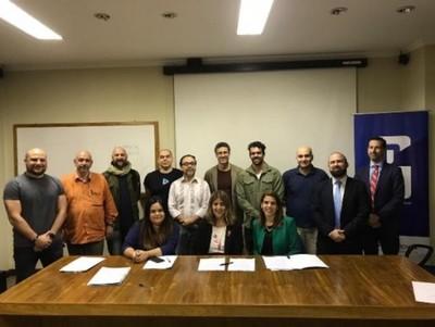 Quedó Conformada La Entidad De Gestión Colectiva De Autores Audiovisuales Del Paraguay