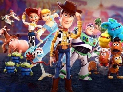 Esperado filme animado Toy Story 4 se estrena mañana en Paraguay