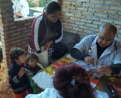 Unión Europea asistirá a familias afectadas de Ñeembucú y Concepción
