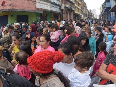 Campesinos marcharán por el microcentro para exigir cumplimiento de acuerdo
