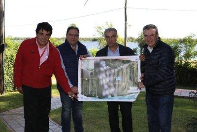 Itaipu alista licitación proyecto ejecutivo del puente Carmelo Peralta- Murtinho