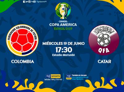 Colombia quiere asegurar la clasificación