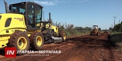 INMINENTE DESARROLLO DE EDELIRA ANTE ASFALTADO DEL TRAMO KM 28 A KM 65.