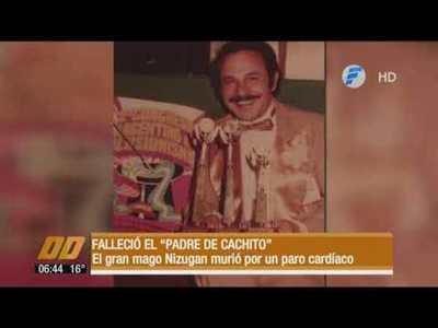 """Falleció el """"Padre de Cachito"""""""