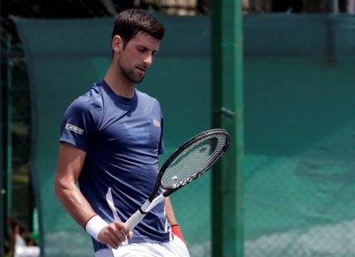 Nole aspira a ganar en Wimbledon