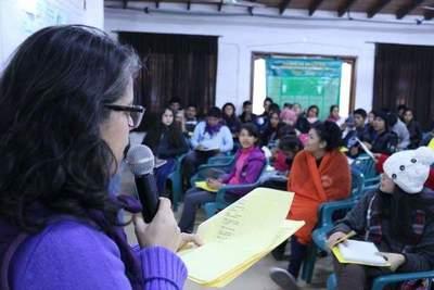 Campamento por la objeción de conciencia reunirá a jóvenes de todo el país