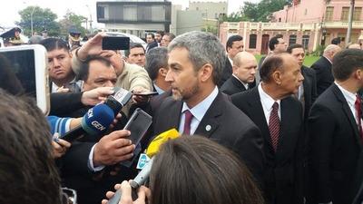 Abdo Benítez anuncia cumbre de poderes para analizar sistema penitenciario