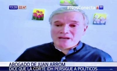 Abogado de Arrom y Martí critica 'ideología' de la Corte