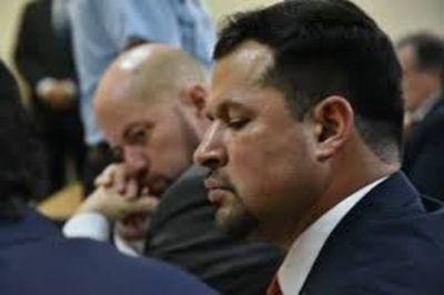 La sala Constitucional de la Corte confirma prisión para el ex diputado Quintana