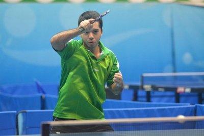 Tenis de mesa: joven buscará honrar al país en los Juegos Panamericanos de Lima