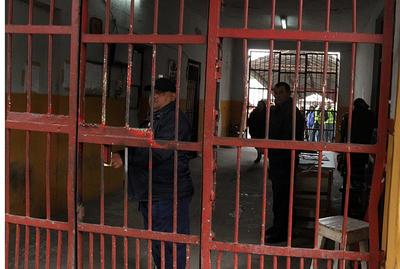 Ministerio de Justicia presentó ley que declara en emergencia al sistema penitenciario