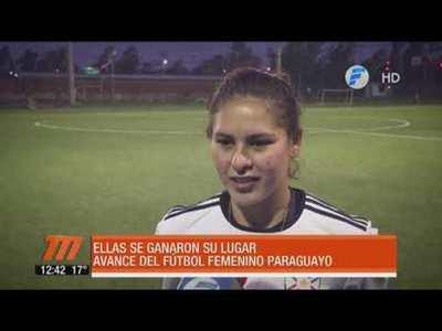 Paraguayas se preparan para los Juegos Panamericanos