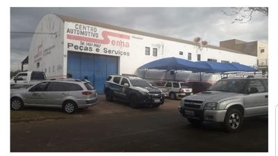Matan al propietario de estacion de servicios de Cerro Memby