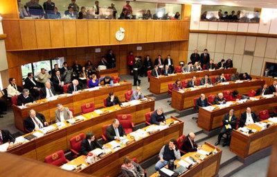 Senado aprueba en general el proyecto de Ley de reforma tributaria