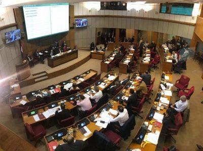 Cámara de Senadores aprueba proyecto de reforma tributaria