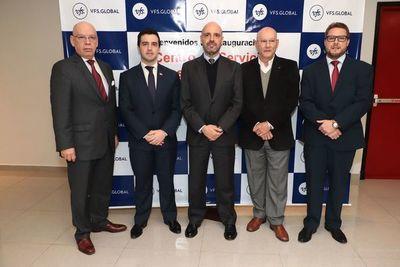 Nuevo Centro de Servicios Consulares