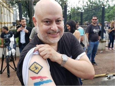 Dan trámite a acción de Payo Cubas contra su suspensión