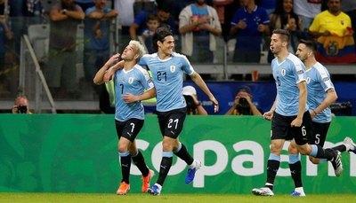 Uruguay quiere la clasificación ante Japón