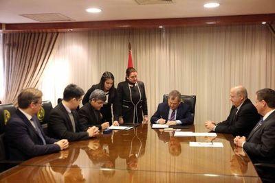 Corte Suprema firma acuerdo con la UCA