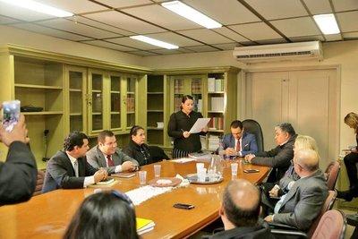 Mediación permitió acuerdo entre trabajadores de seguridad y la patronal