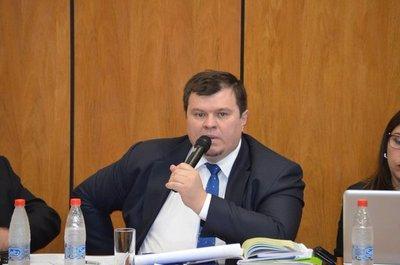 Exsenador Amarilla presenta acción de inconstitucionalidad contra su pérdida de investidura