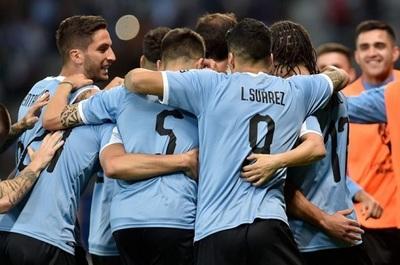 Uruguay se enfrenta a Japón este jueves