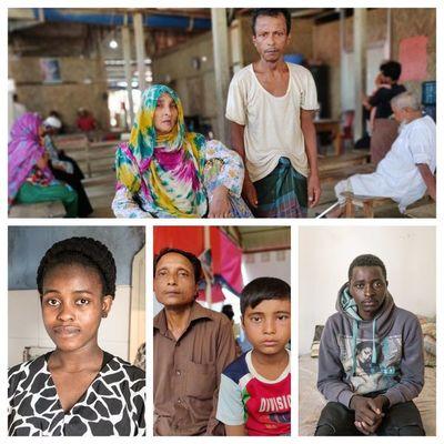 Día Mundial de los Refugiados: Relatos conmovedores e historias de sobrevivencia