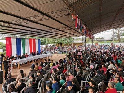 Ministerio desembolsó G. 1.670 millones a familias de Concepción