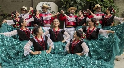 ELENCO DE DANZA REPRESENTARÁ A PARAGUAY EN UN FESTIVAL DE COREA DEL SUR