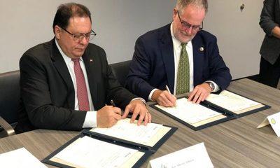 ITAIPU firma acuerdo en EE.UU con Smithsonian para contar con el mayor centro ambiental del Cono Sur