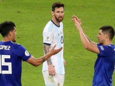 La imagen de Messi contra Paraguay de la que hablan en Argentina