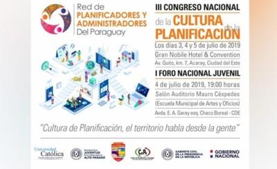 Preparan III Congreso Nacional de Cultura de la Planificación en CDE