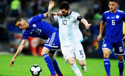 HOY / En Argentina no hay optimismo con la selección