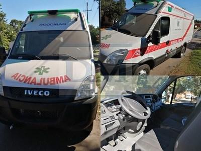Misiones recibirá dos nuevas ambulancias con unidades de soporte vital avanzado