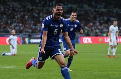 Richard Sánchez y lo que dejó el partido ante Argentina